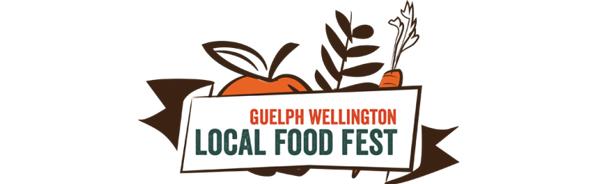 Guelph Wellington Local Food Festival logo